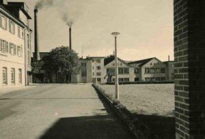 Wendlerfabrik: Historische Bilder