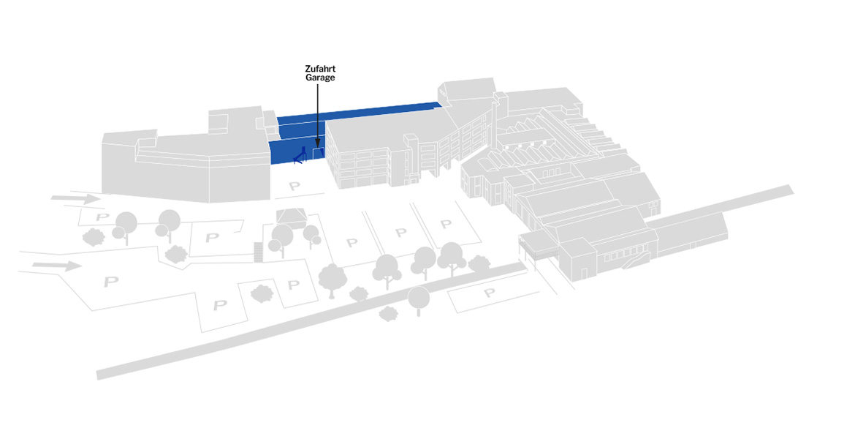 Wendlerfabrik: Parkplatzvermietung, Preismodell 1